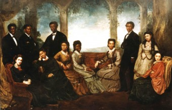Jubilee Singers at the Court of Queen Victoria
