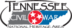 Tennessee Civl War National Heritage Area logo