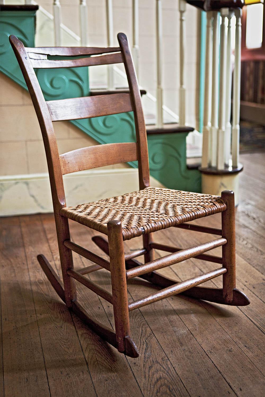 Armless Sofa Chair